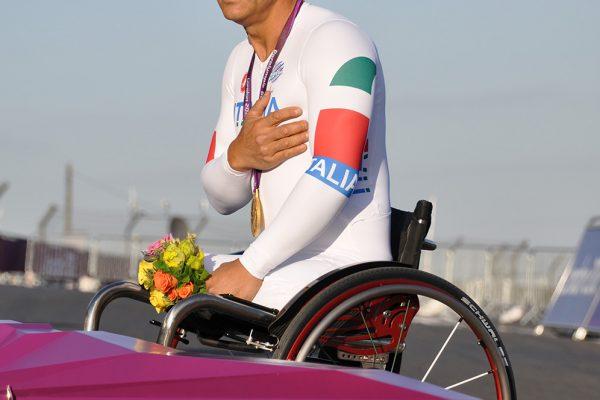 Paralimpiadi: gli azzurri a due ruote arricchiscono il medagliere