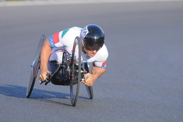 Paralimpiadi: di nuovo emozioni nel ciclismo