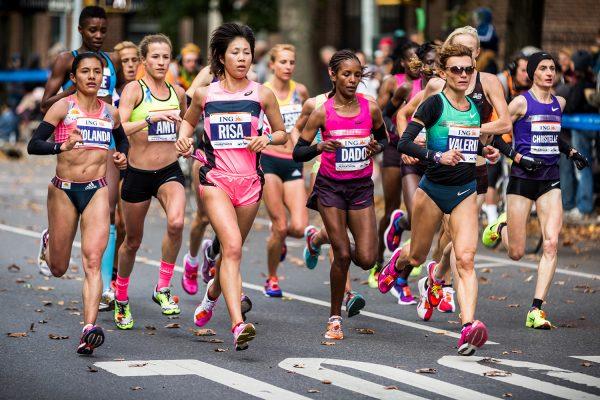 Corsa e donne: cresce la voglia di correre tra le donne
