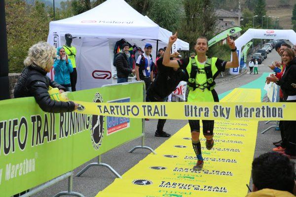 Tartufo Trail: un po' bagnata, ma molto fortunata