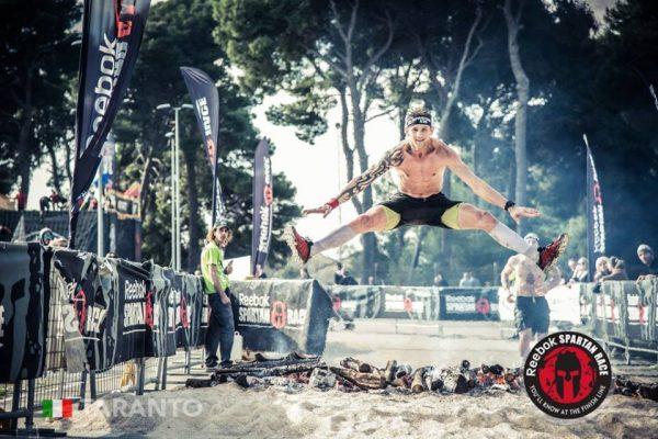Grande successo per la Spartan Race tarantina