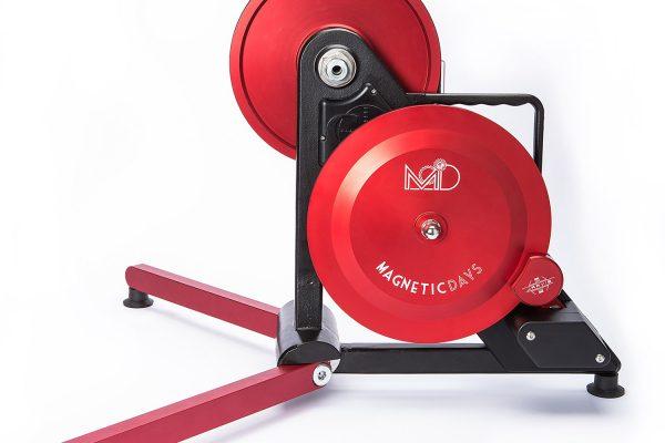 Magnetic Days: allenamento sui rulli per bici personalizzato