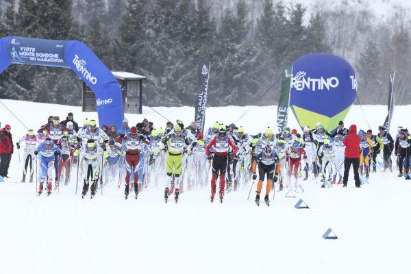 La Bondone Ski Marathon: giovane ma di successo!