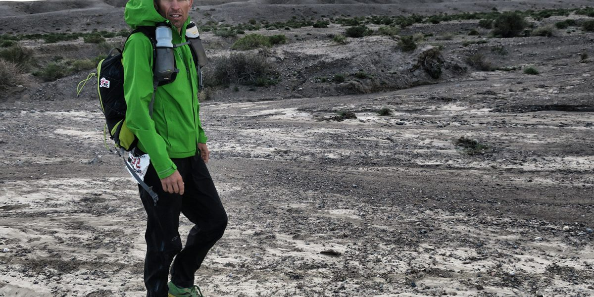La Ultra Trail del Gobi raccontata da Harvey Lewis
