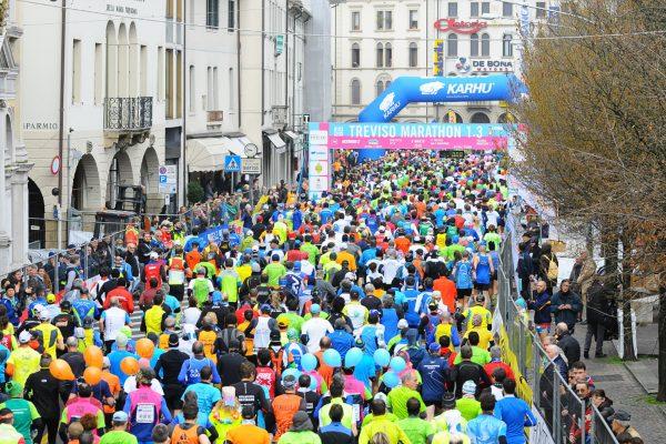Treviso Marathon 1.4: di corsa a Conegliano