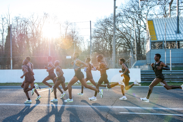 Un sogno ai limiti del possibile per Nike: abbattere il muro delle 2 ore in una maratona