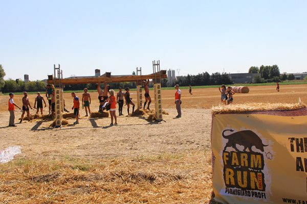 "Farm Run: ""contadini"" in gara"