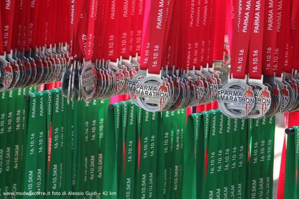 15.10.17. Parma Marathon domenica al via