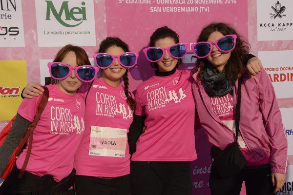 Già oltre 4000 iscritte alla Corri in Rosa di San Vendemiano (TV)