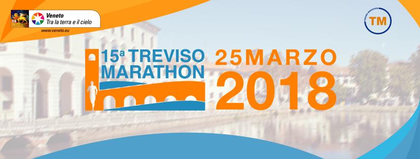 Treviso Marathon 2018: ecco il percorso