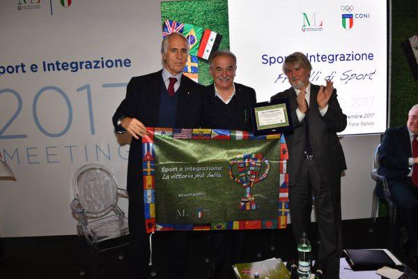Sport e Integrazione, presentati i risultati del 2017. Malagò e Poletti: orgogliosi di questo progetto