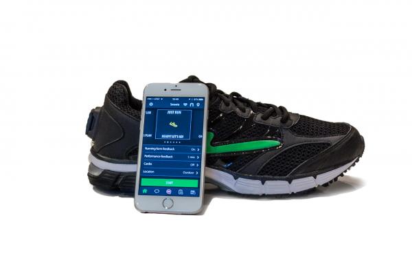 Sensoria. Tecnologia e innovazione al servizio della corsa.