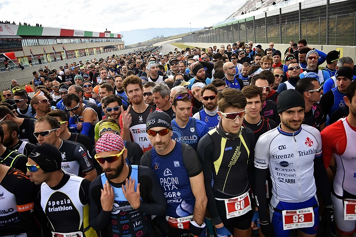 Duathlon Sprint Mugello Circuit tutti in pista il 10 febbraio 2018!!
