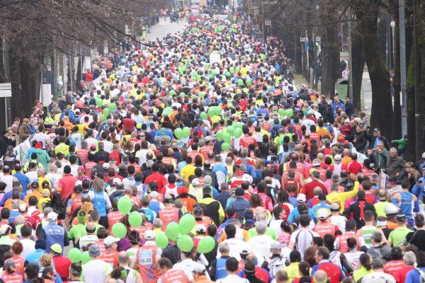 La Treviso Marathon di domenica 25 marzo verso quota 1.000