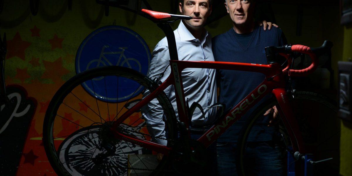 Dall'incontro tra un pioniere del bike touring e un senior manager che ha partecipato a tutte le fasi di sviluppo di internet in Italia nasce ChronòPlus
