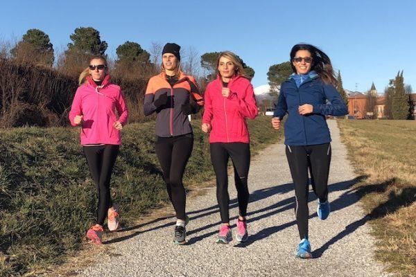 Karen e le sue amiche. Una squadra di neomamme alla Staffetta della Milano Marathon