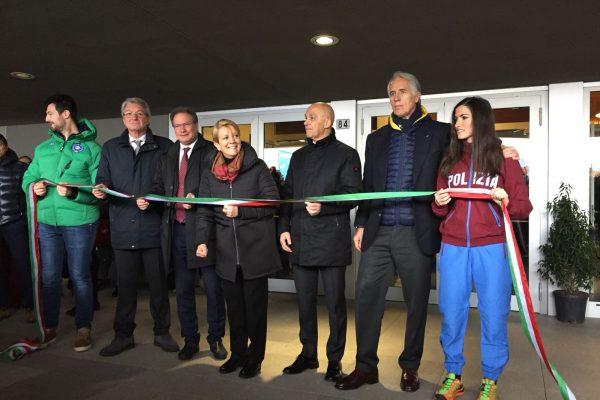 """Malagò ha inaugurato la nuova sede del CONI e della Scuola dello Sport di Trento. """"Un modello eccezionale"""""""
