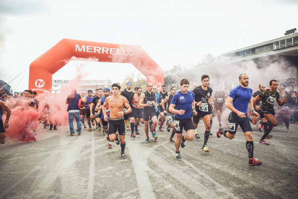 Inferno lancia la prima OCR Series italiana in 3 tappe: Snow, City e Mud