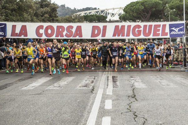 4830 runners per Miguel, doppietta azzurra