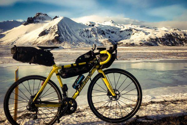 Iceland Unlimited. Omar e i suoi 1400 km di pedalata in solitaria in Islanda
