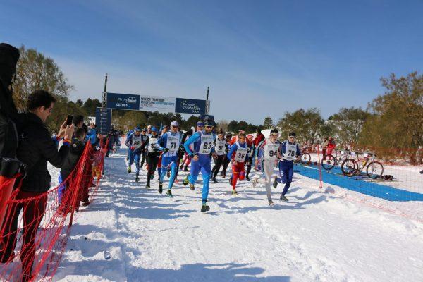 Europei Winter Triathlon: vincono Andreev e Surikova, Saravalle (U23) e Rabellino (junior)