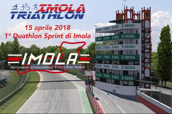 Duathlon Sprint di Imola, presentata la prima edizione