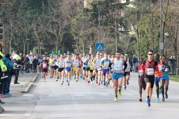 """Treviso """"invasa"""" da oltre 4.000 partecipanti"""