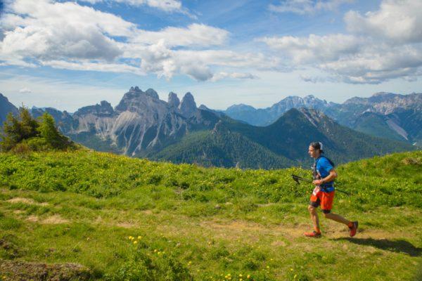 35 Nazioni al via della Dolomiti Extreme Trail