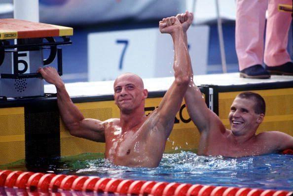 Luca Sacchi e il triathlon italiano: l'intervista al campione di nuoto e telecronista Rai