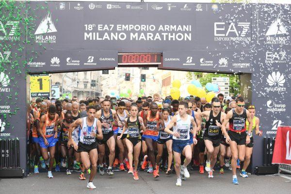 Milano Marathon nel segno di Etiopia e Kenya
