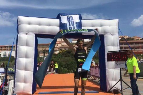 Filippo Rinaldi è il nuovo campione italiano di triathlon cross