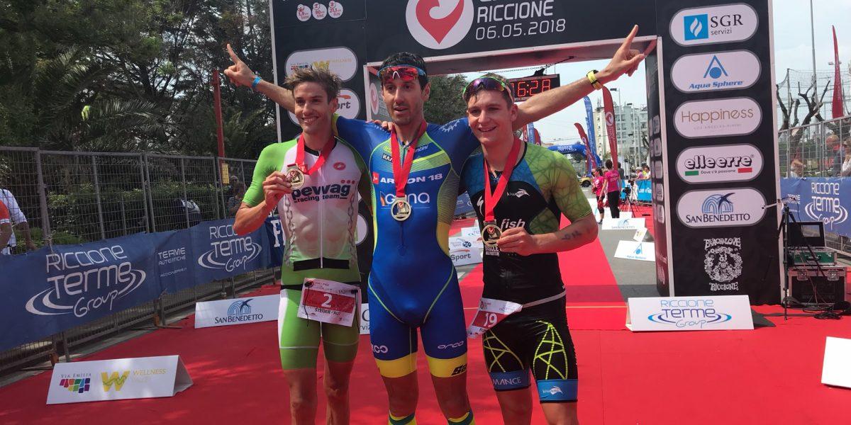 Challenge Riccione 2018: trionfo per Molinari e Van Vlerken