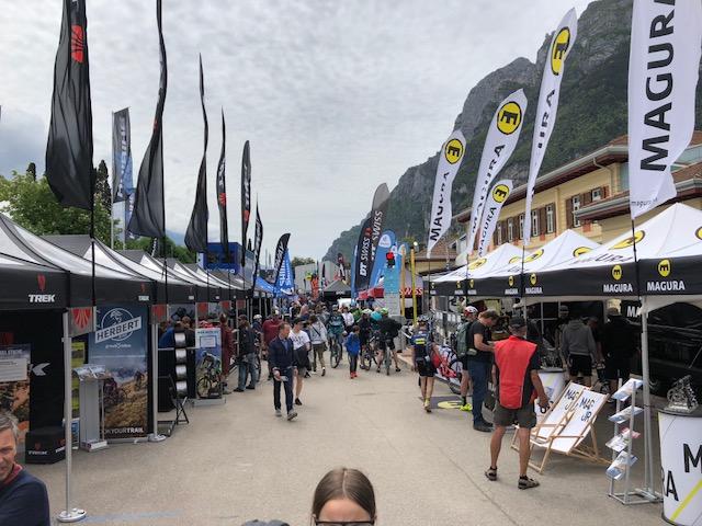 MTB: 45.000 persone all'FSA Bike Festival Garda Trentino