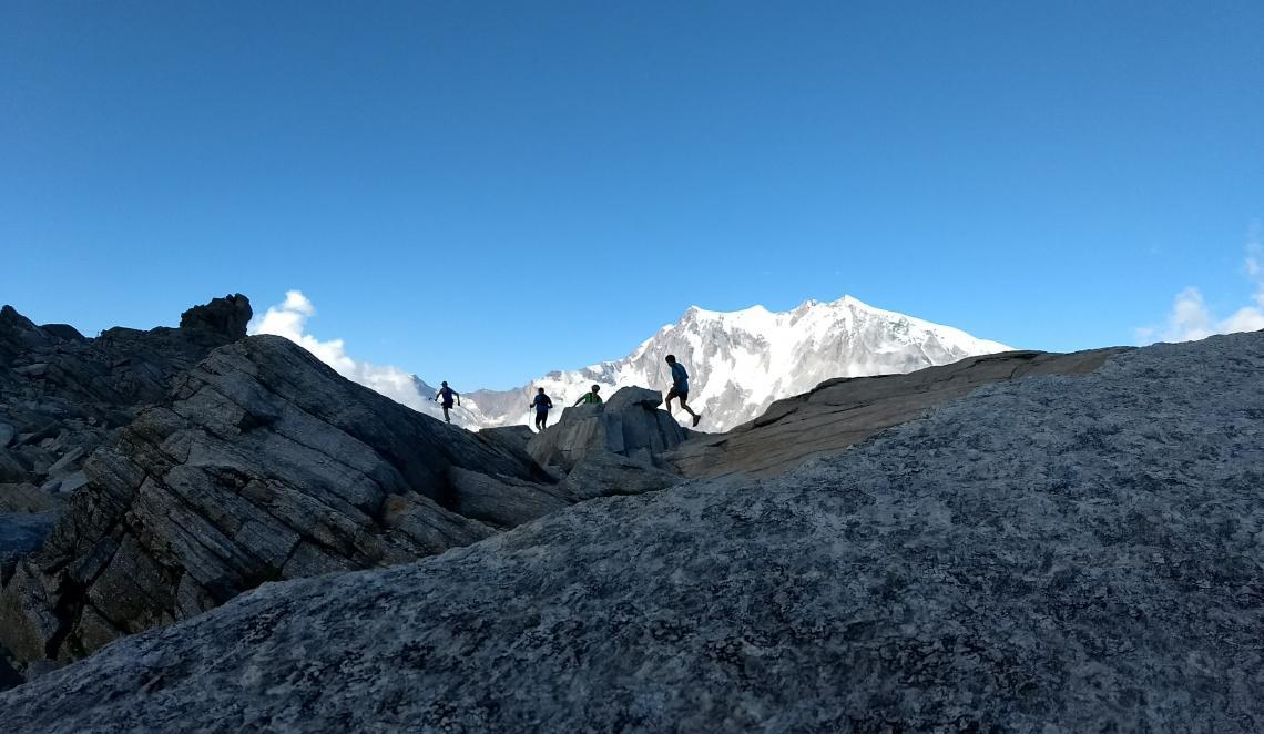 Monterosa Est Himalayan Trail