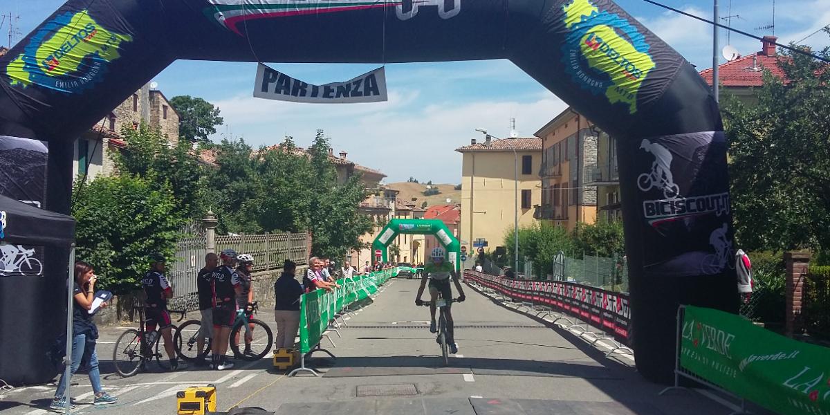 Un altro uomo Torpado conquista la Montagnana Gold Mtb Race
