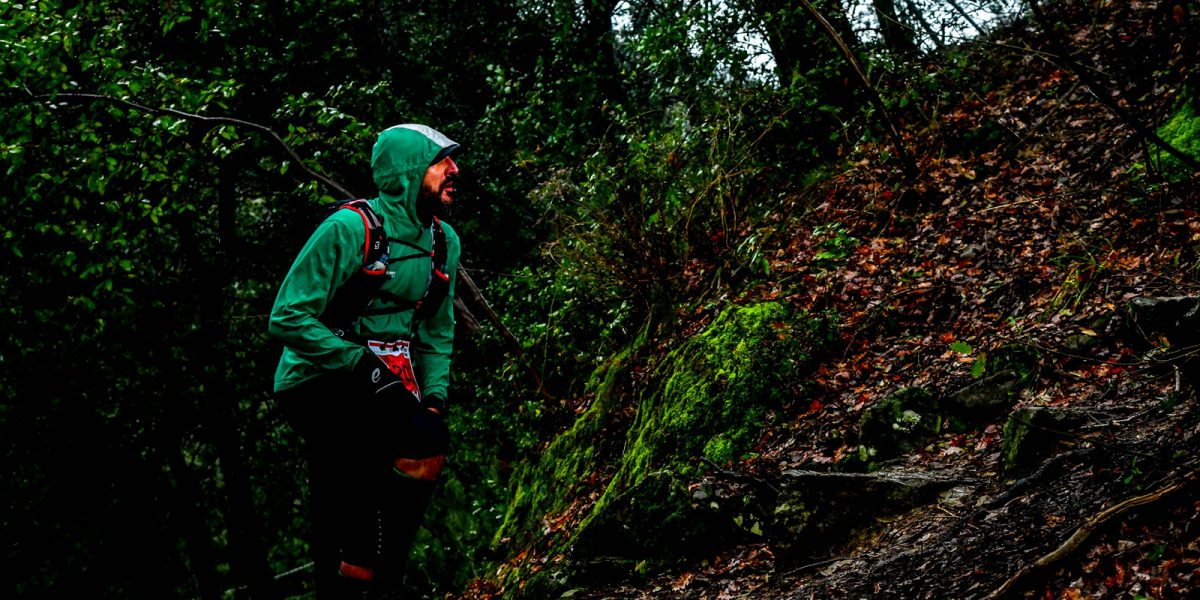 Roberto Delfanti al Monterosa Est Himalayan Trail