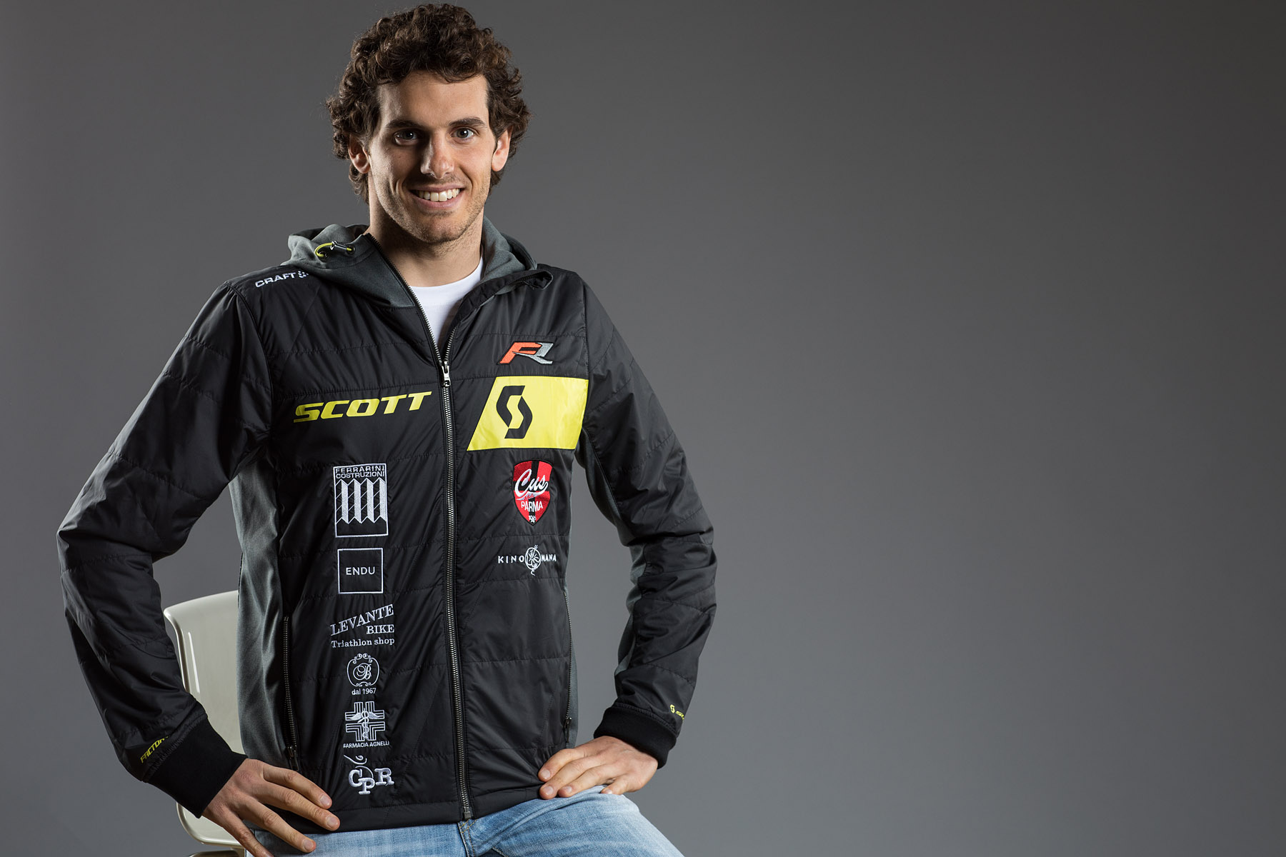 Filippo Rinaldi chiude in bellezza la stagione: quarto assoluto ai Campionati Europei di Triathlon Cross