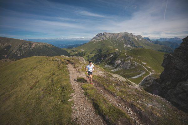 Skyrunning: Sara Taiocchi alla Stava Mountain Race