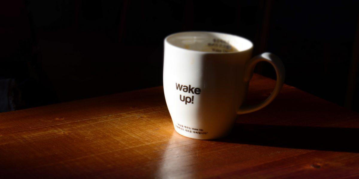 Alzati e corri!