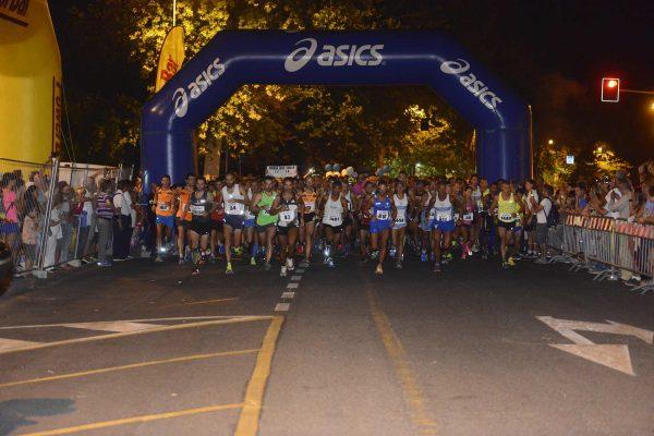 Roma By Night Run 5^ edizione 7 settembre, partenza ore 22,00