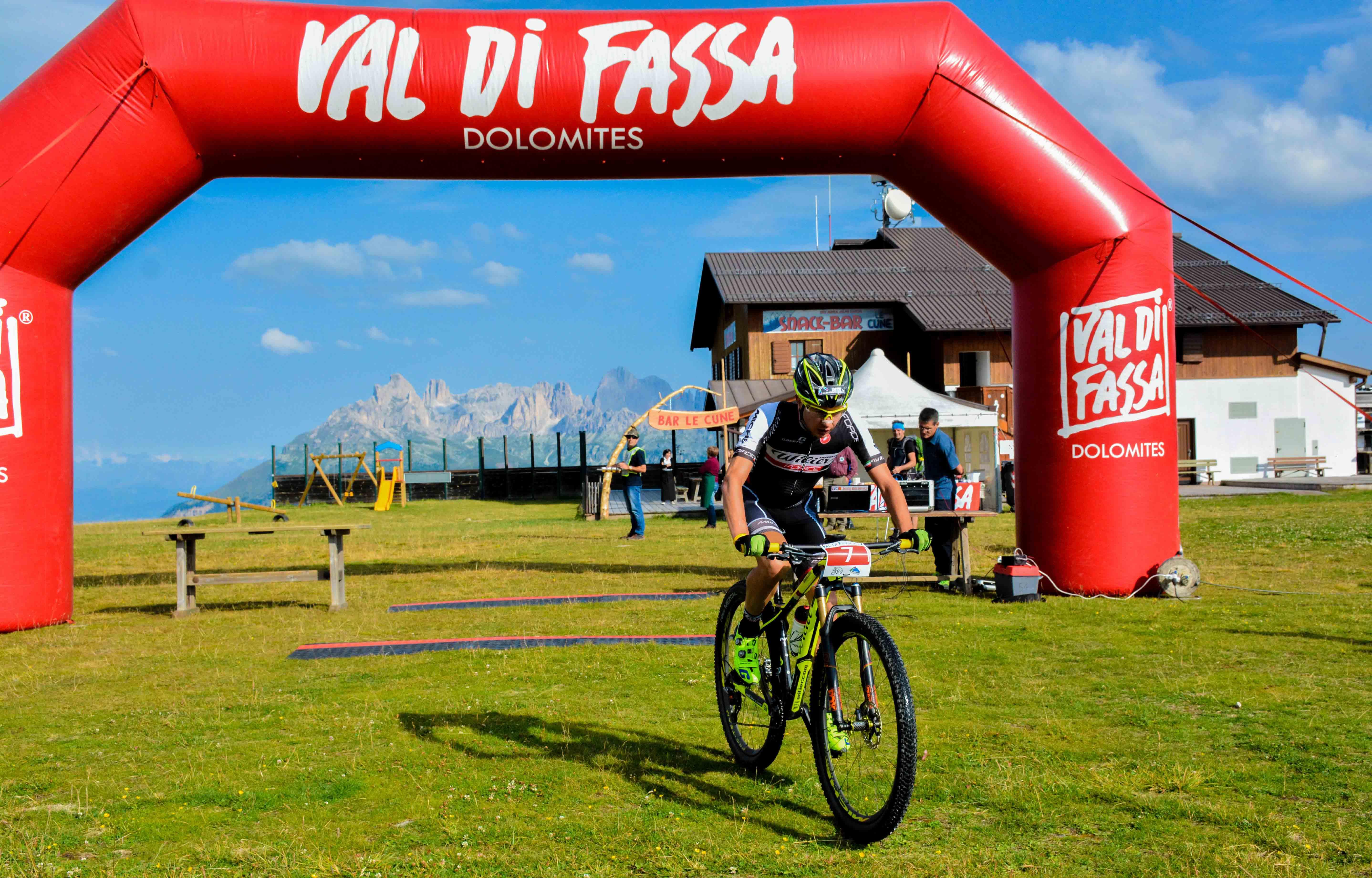 Un ricco parterre di campioni e tempo soleggiato per l'11° Val di Fassa Marathon
