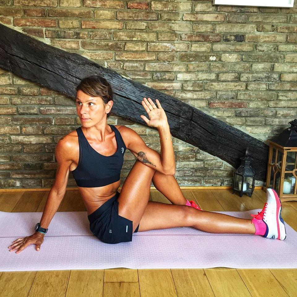 Elisa Adorni - Corsa e stretching