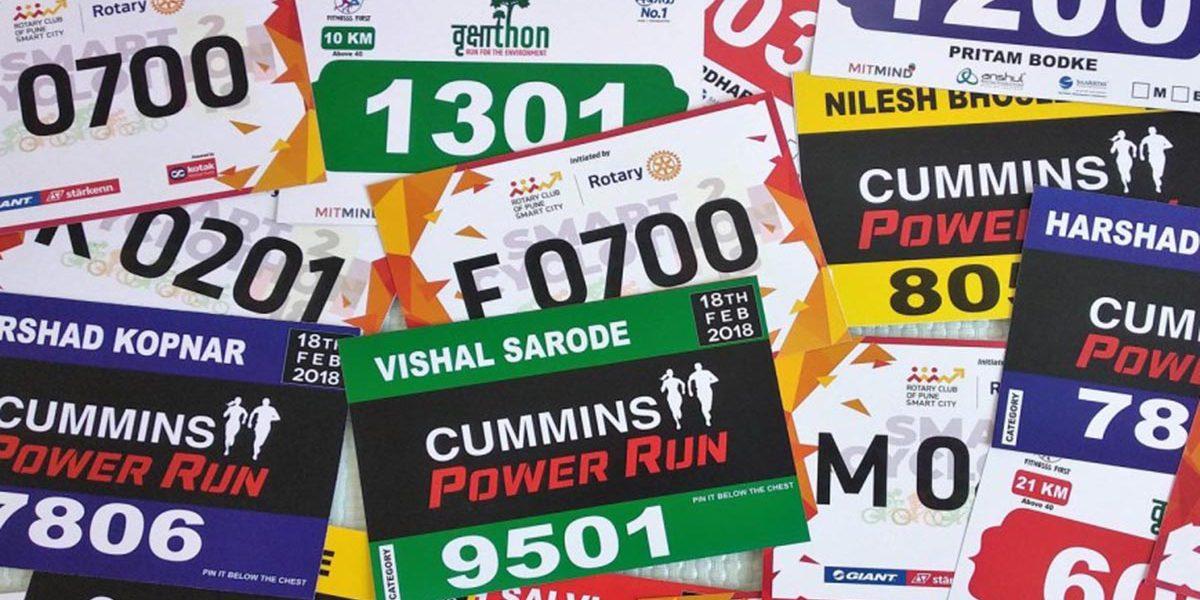Maratona, maratona, maratona e domani farei un'altra maratona