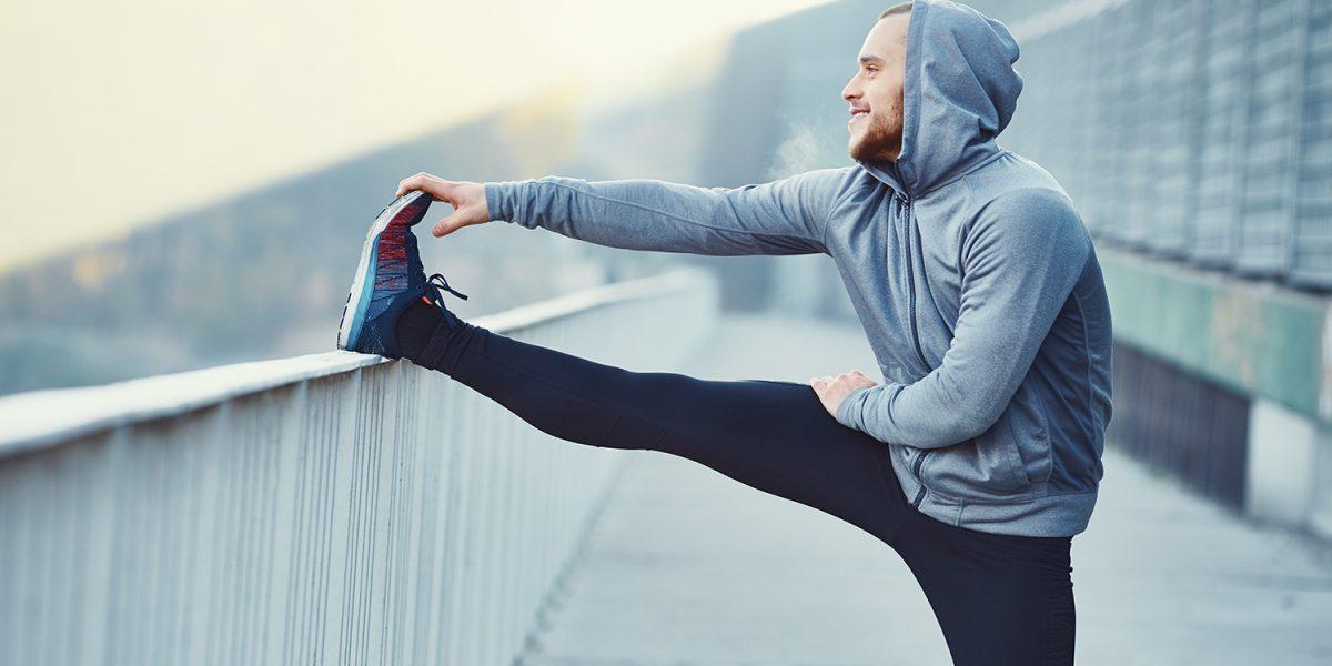Corsa e stretching: ecco perché dovrebbero andare a braccetto