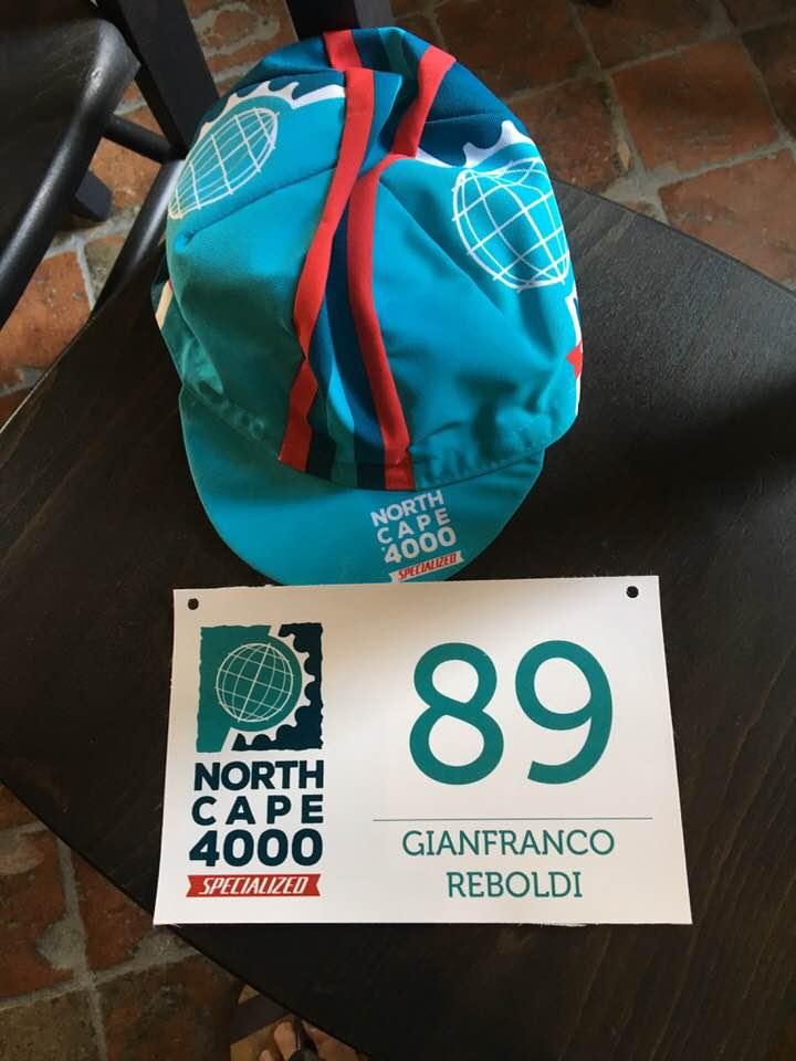 Bikepacking - Gianfranco Reboldi - Northcape 4000