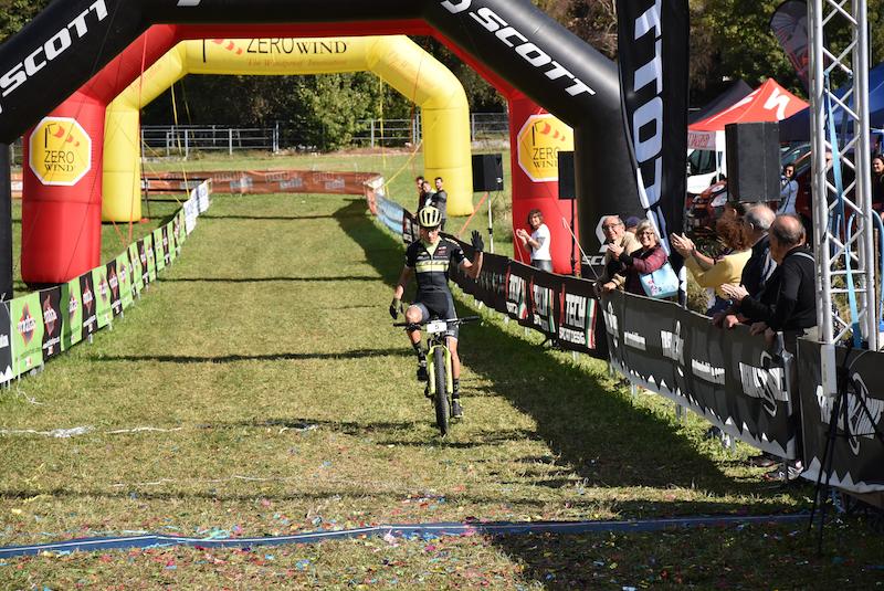 Tremalzo Bike SCOTT 2018: terzo posto per Juri Ragnoli