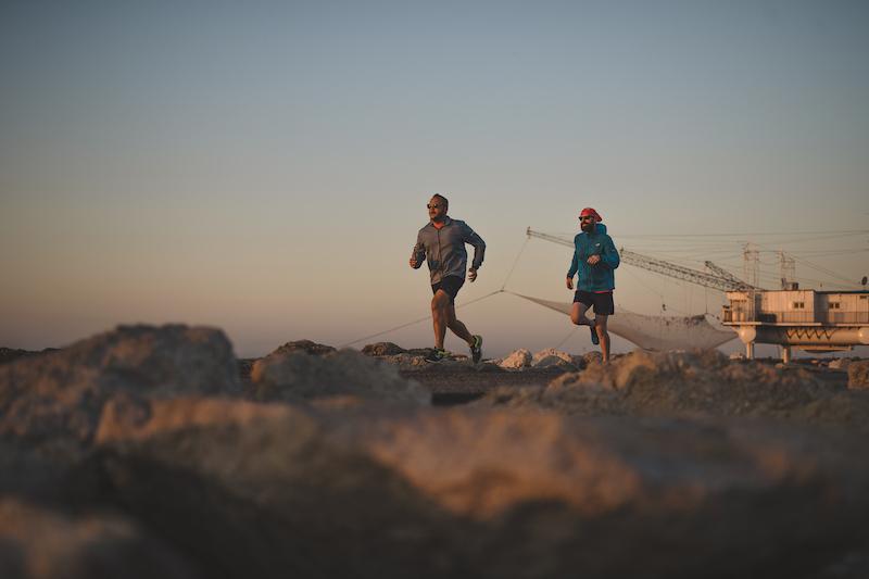 """""""Dall'Etna alle Dolomiti"""", l'avventura di corsa dei RunLovers"""