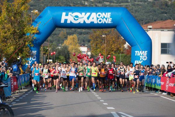 Garda Trentino Half Marathon: 2500 al via, l'11 novembre, a Riva del Garda