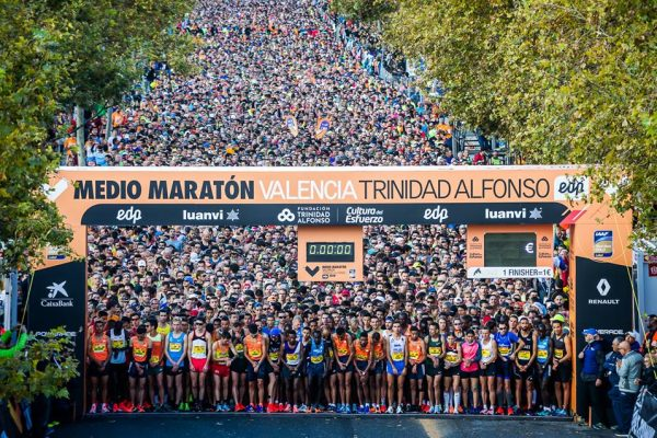 Medio Maratón Valencia: 10 motivi per iscrivervi all'edizioni 2019