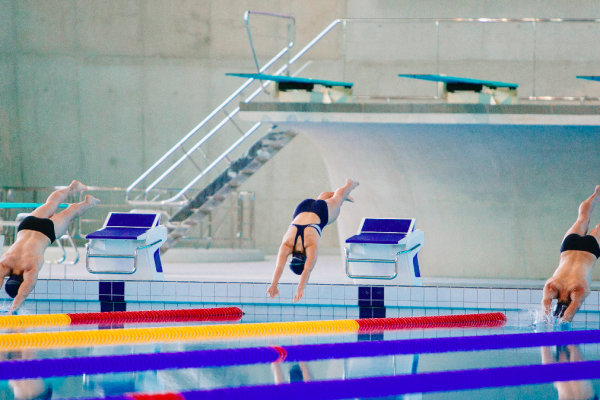 5 esercizi per rafforzare la tua nuotata